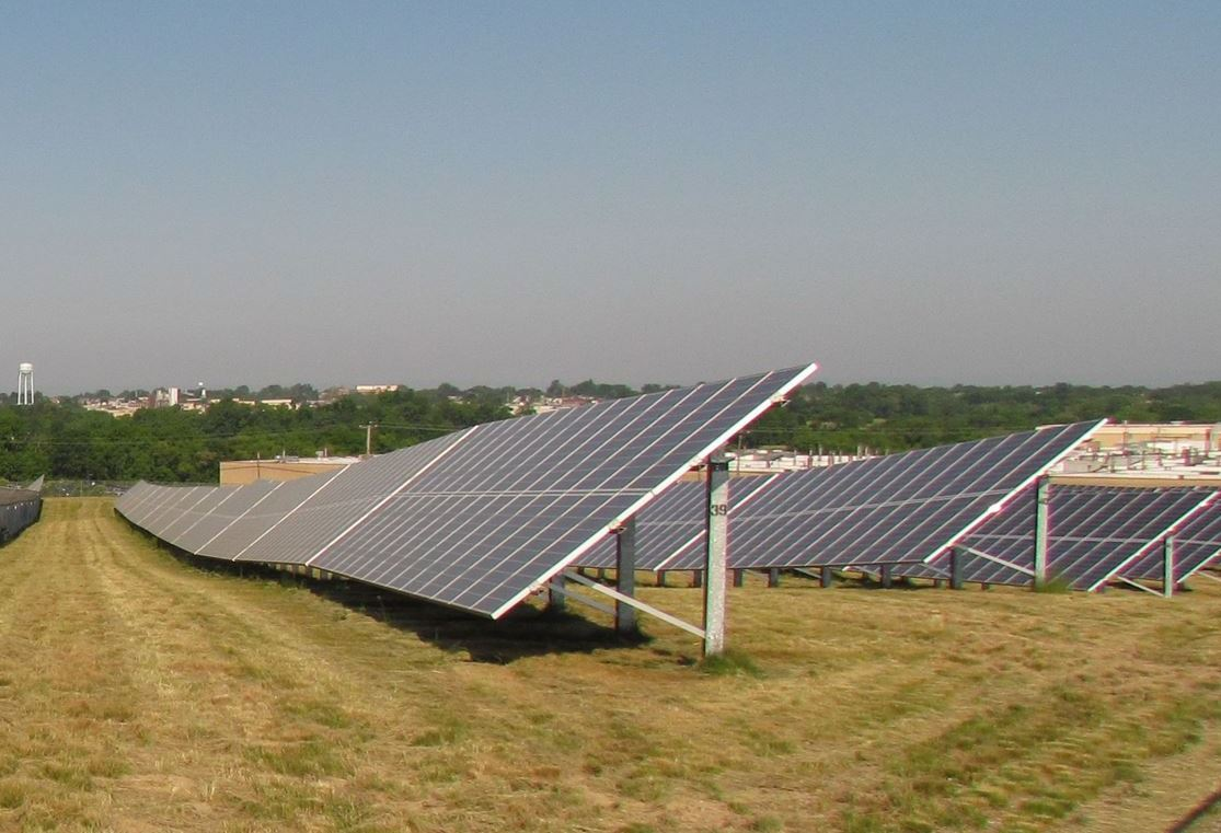 Solar Panels at Snyders in Hanover
